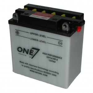 MOTORCYCLE BATTERY 12V Carica Secca