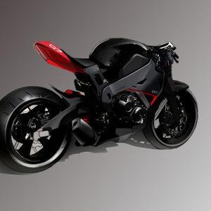 One7 Batterie Moto