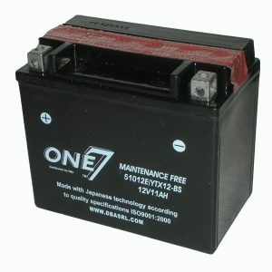 MOTORCYCLE BATTERY 12V Ermetiche